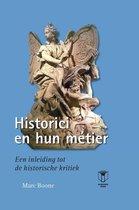 Historici en hun métier