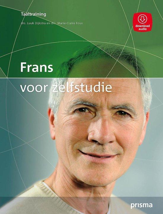 Boek cover Frans voor zelfstudie - Prisma Taalcursus van Luuk Dijkstra (Paperback)