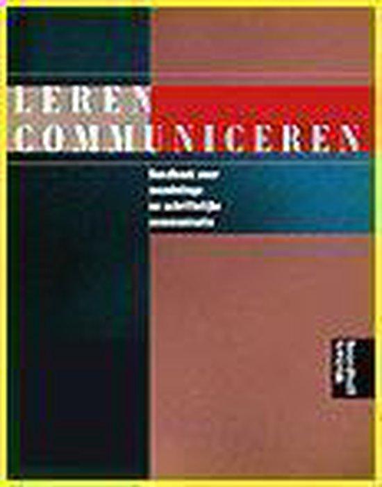 Leren Communiceren / Opdrachtenboek - D. de Vet |