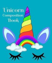 Unicorn Composition Notebook