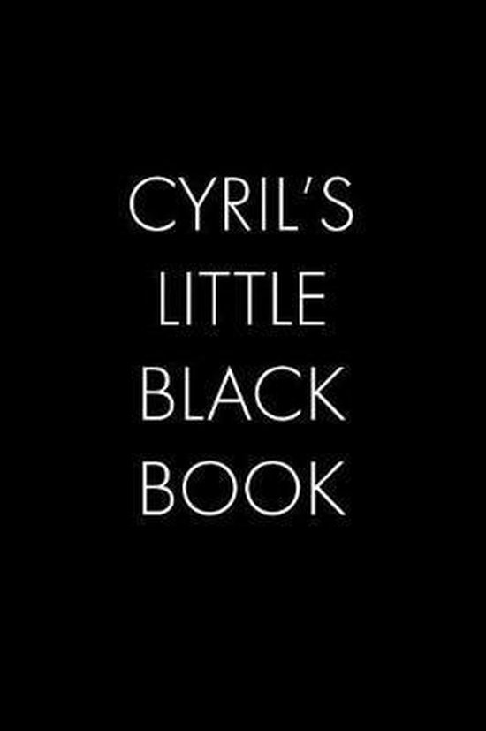 Cyril's Little Black Book