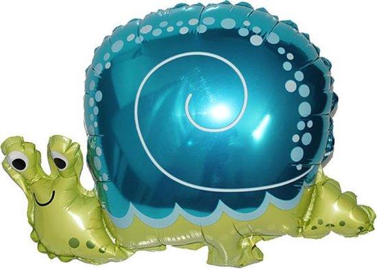 Folieballon Slak 37x36 cm