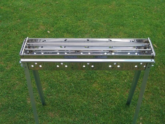Sate Houtskoolbarbecue - 60 cm