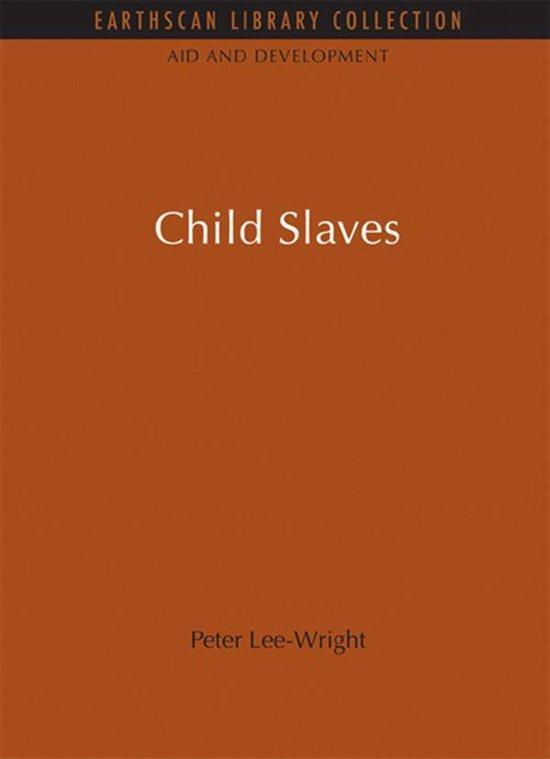 Omslag van Child Slaves