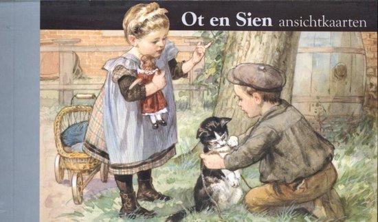 Afbeelding van Ot en Sien ansichtkaarten speelgoed