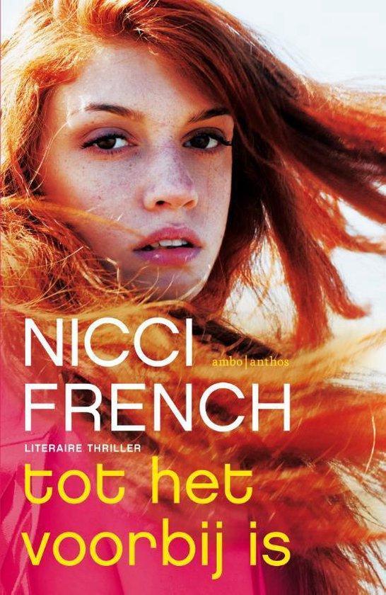 Tot het voorbij is - Nicci French |