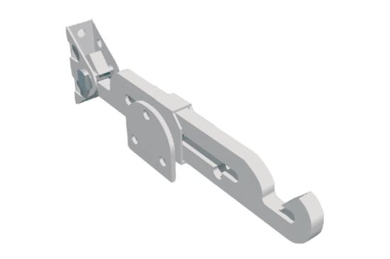 SecuProducts - SecuBar - Raamuitzetter 720 - wit