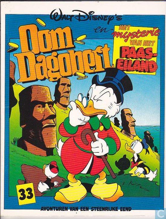 Oom Dagobert en het mysterie van Paaseiland - Disney pdf epub
