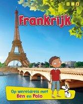 Prentenboek Op wereldreis met ben en