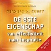 Boek cover De 8ste eigenschap van Stephen R. Covey (Onbekend)