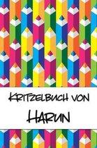 Kritzelbuch von Harun