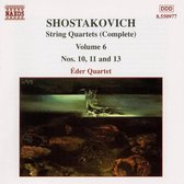 Shostakovich: Str. Qrt. Vol. 6