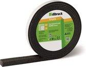 illbruck TP605 Cocoband met Komo Keur - voegenband 10/4 mm - zwart - rol a 8 meter