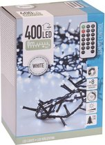 Clusterverlichting met afstandsbediening helder buiten 400 lampjes - boomverlichting