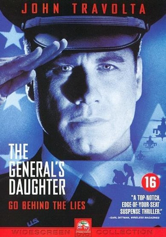 Cover van de film 'General's Daughter'