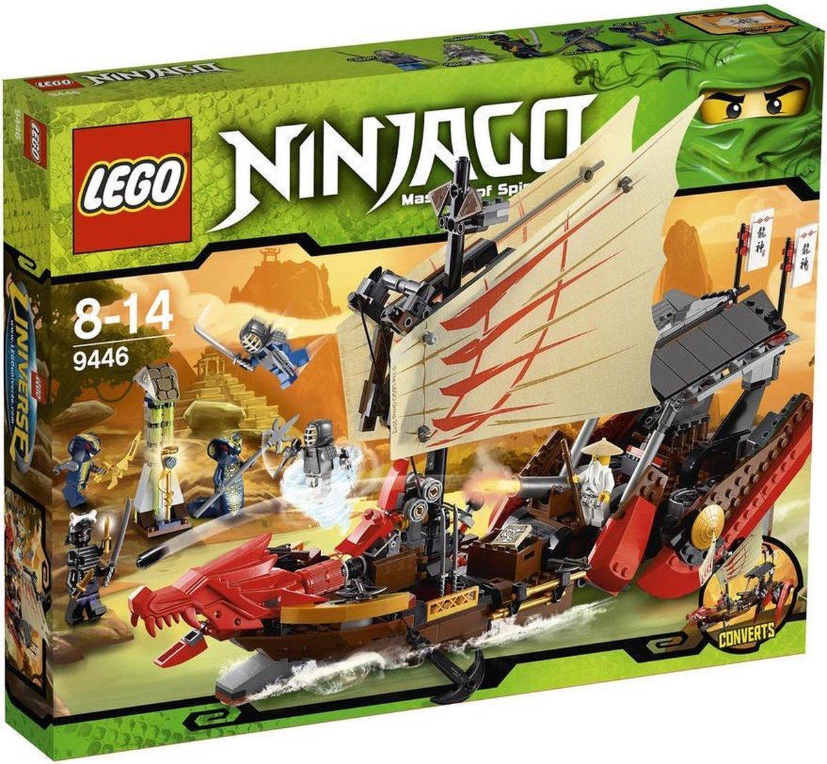 LEGO NINJAGO Destiny