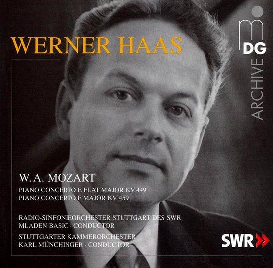 Portrait Werner Haas: Piano Concert
