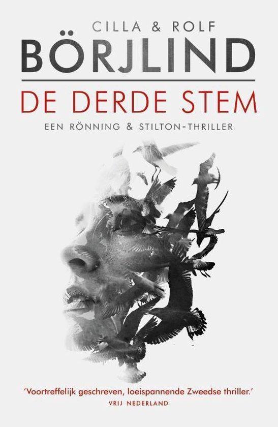 Boek cover Rönning & Stilton 2 -   De derde stem van Cilla Börjlind (Paperback)