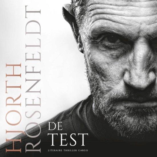 Omslag van De test