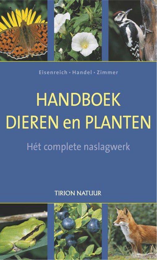 Handboek dieren en planten - Wilhelm Eisenreich  