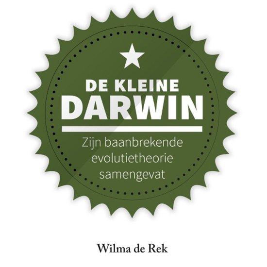 Omslag van De kleine Darwin