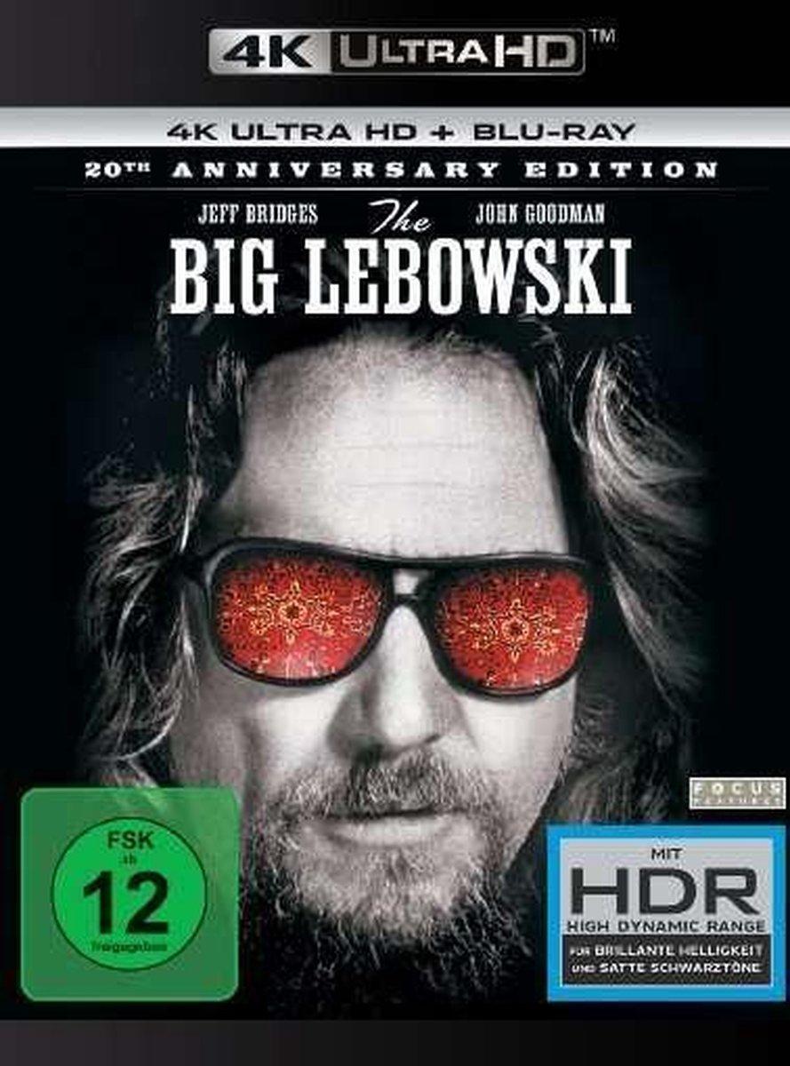 The Big Lebowski (Ultra HD Blu-ray & Blu-ray)-