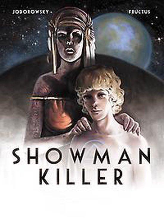 Showman killer Hc03. de onzichtbare vrouw - Jodorowsky Alejandro |
