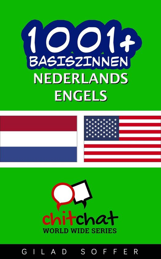 1001+ basiszinnen nederlands - Engels - Gilad Soffer |