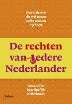 De rechten van iedere Nederlander