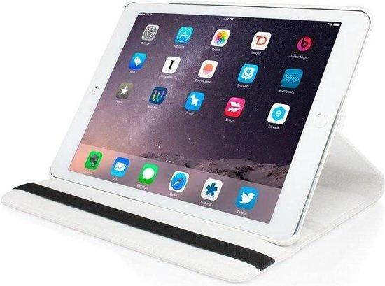 Apple iPad 9.7 2017 / 2018 Luxe Leren Hoes met Auto Wake Functie en 3 Standen – Binnenkant Gemaakt van Zijdezacht Microvezel – Lederen Hoes / Case / Hoesjes / Cover / Hoesje - Merkloos