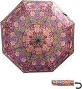 Signare Paraplu - Vouwbaar - Haak - Strawberry Red