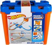 Afbeelding van Hot Wheels Track Builder Luxe Stuntbox