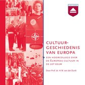 Boek cover Cultuurgeschiedenis van Europa van von der Dunk