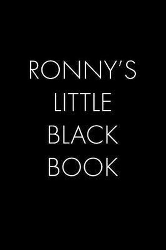 Ronny's Little Black Book