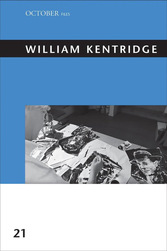 Boek cover William Kentridge van Carolyn Christov-Bakargiev (Onbekend)