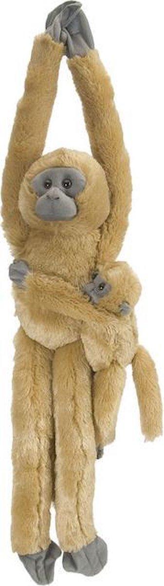 Wild Republic: Hangaap Gibbon Met Baby