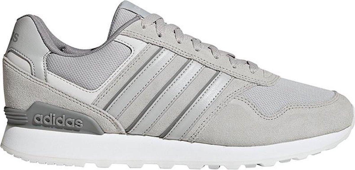 bol.com   Adidas 10K sneakers heren grijs/wit
