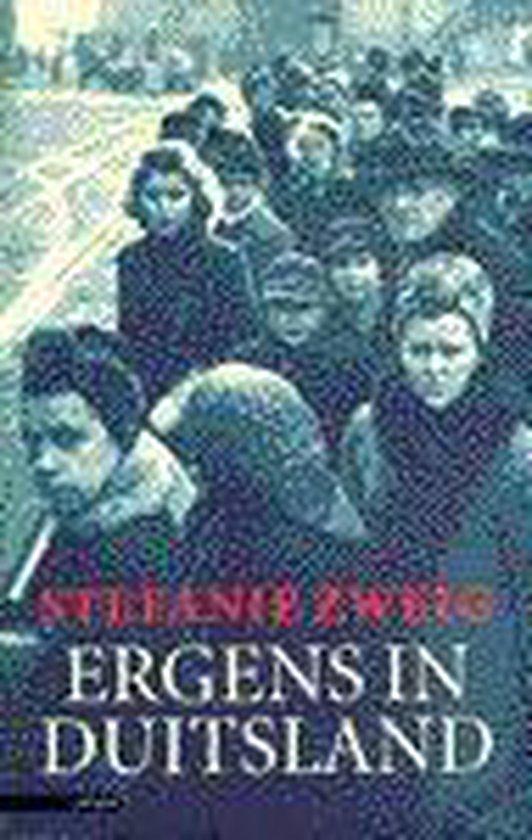 Ergens in Duitsland - Stefanie Zweig |