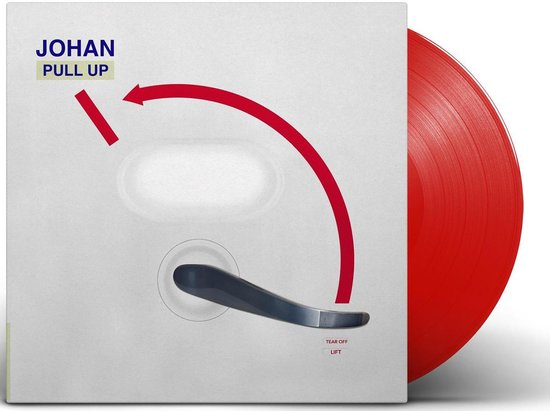 Pull Up (Coloured Vinyl) (LP+CD)
