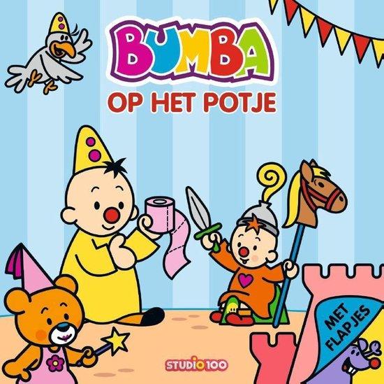 Boek cover Bumba kartonboek 0 - Op het potje van Gert Verhulst (Onbekend)