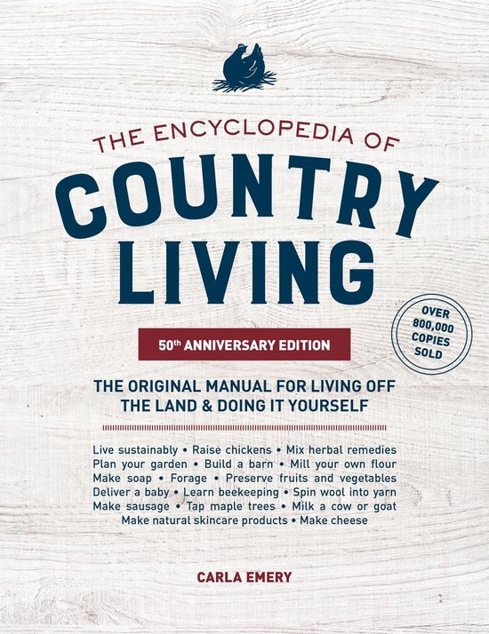 Encyclopedia of Country Living,