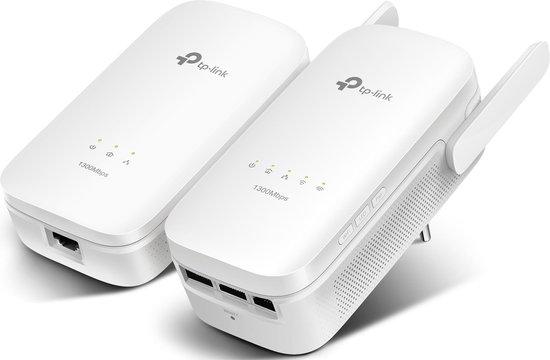 Bol Com Tp Link Tl Wpa8630 Kit Wifi Powerline 2 Stuks Nl