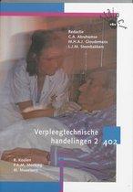 Traject V&V / Verpleegtechnische handelingen / 2 402 / deel Tekstboek
