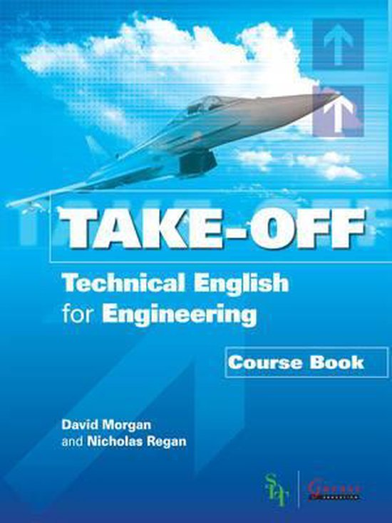 Boek cover Take Off - Technical English for Engineering Course Book + CDs van David Morgan (Hardcover)