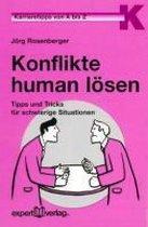 Karrieretipp: Konflikte human lösen