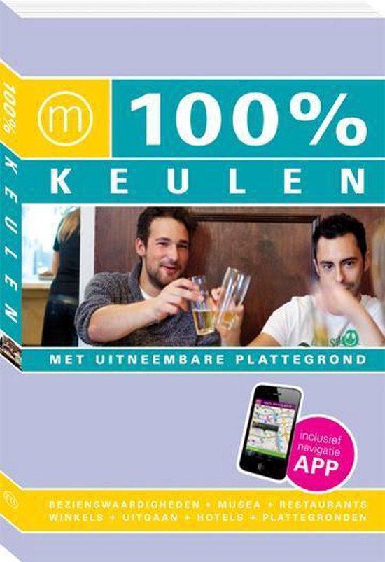Cover van het boek '100% Keulen / druk Heruitgave' van Geert Lemmens
