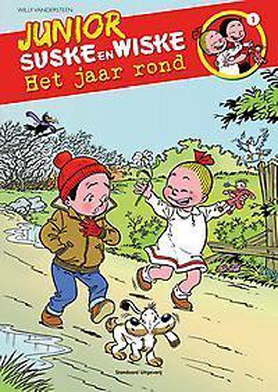 Junior Suske en Wiske- Het Jaar Rond - Willy Vandersteen |