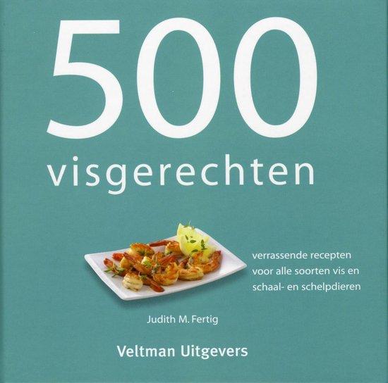 500 visgerechten - Vitataal  