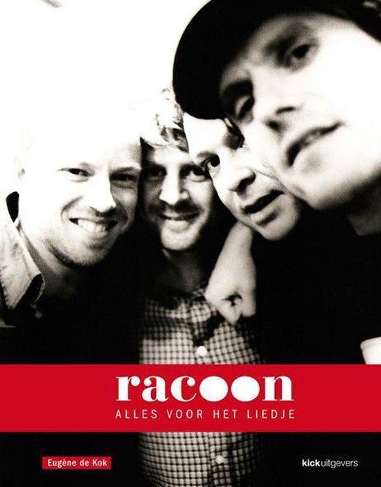 Racoon - Eugène de Kok  