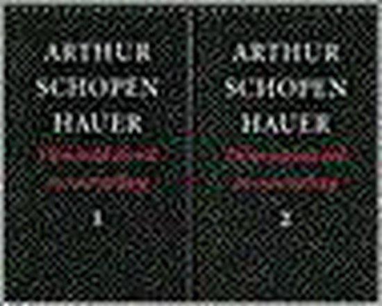 Wereld als wil en voorstelling 1 - Arthur Schopenhauer |